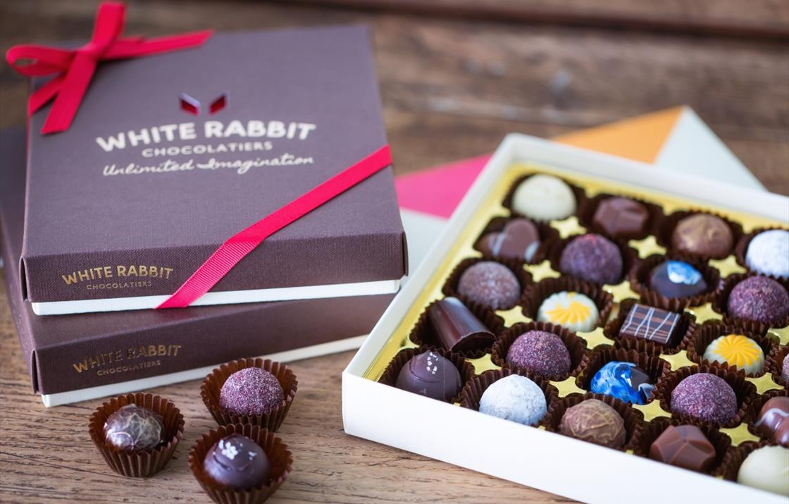 White Rabbit Chocolatiers