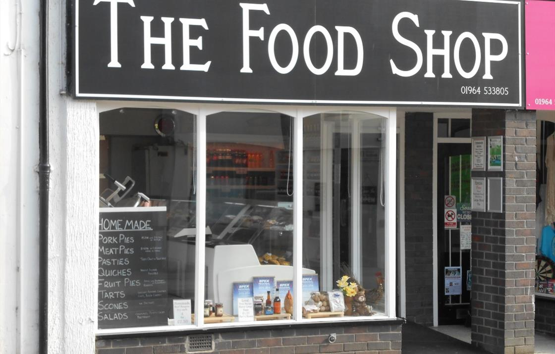 The Food Shop