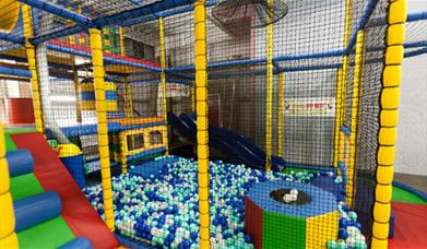 Mega Fun Adventure Play Centre