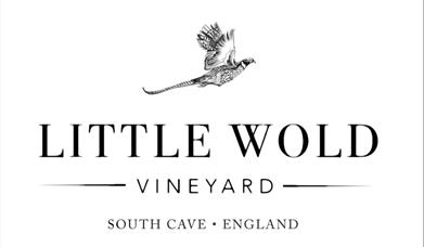 An image of the Little Wold Vineyard logo